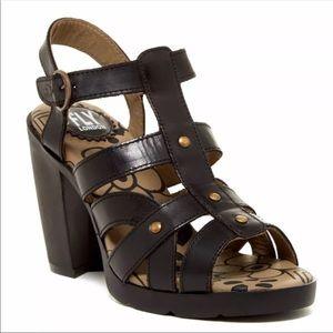 FLY London Maye Dress Pump Leather Euro 41 Shoes